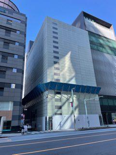 第一中央ビル 解体工事
